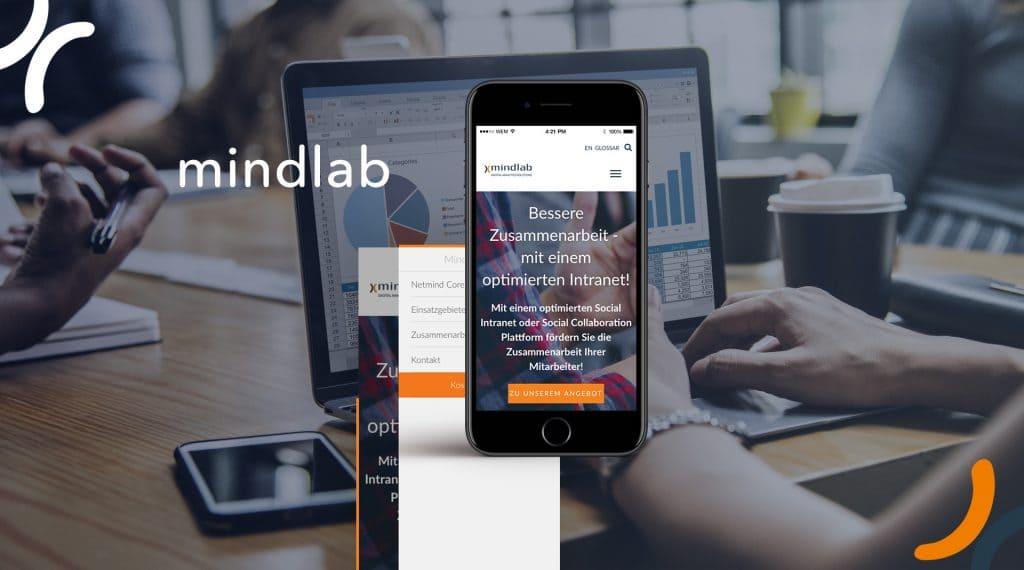 Mindlab-Relaunch-TYPO3